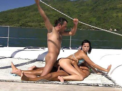 Sluts Of The Caribbean Instalment 7