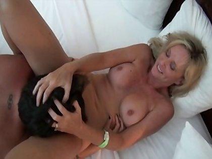 Horny pornstars Shay Fox, Jodi West and Desi Dalton in amazing brunette, big tits sex clip