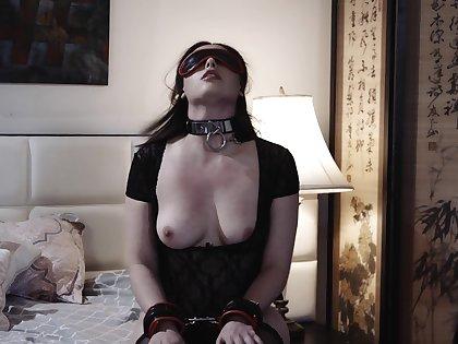 Hardcore fucking with submissive girlfriend Casey Calvert. HD