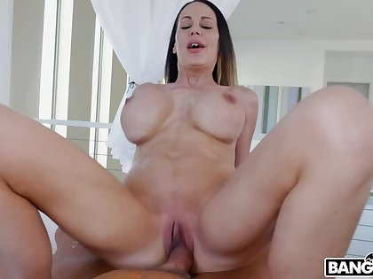 Breast-feed In Law Loves Anal