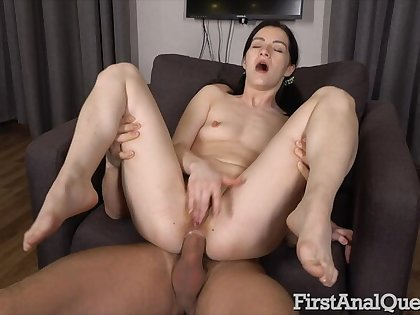 Lina Miles Came Back for More Painal Sex.